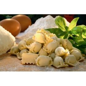 Ravioli del plin al basilico, 1 Kg