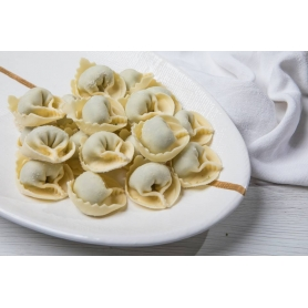 Wholewheat Vegetable Ravioli (Pansoti), 1 kg