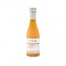 Mountain apple and peach juice, 200 ml - Kohl