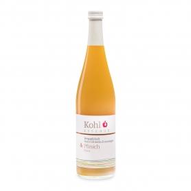 Pomme de montagne et jus de pêche, 750 ml - Kohl