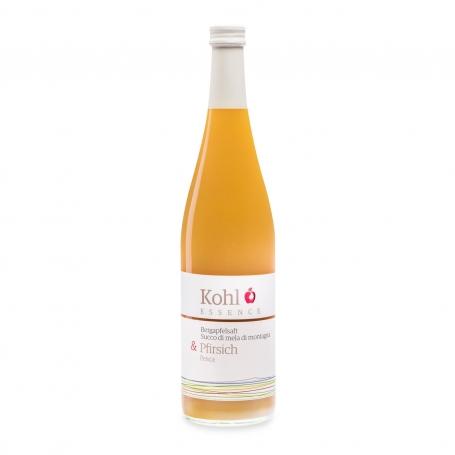 Mountain apple and peach juice, 750 ml - Kohl