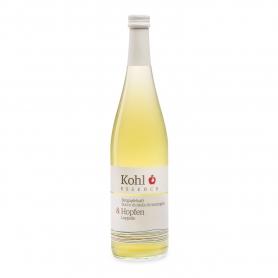 Jus de pomme de montagne et houblon, 750 ml - Kohl