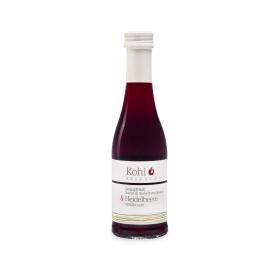 Saft von Berg Apfel und Heidelbeeren - Südtirol, 200 ml