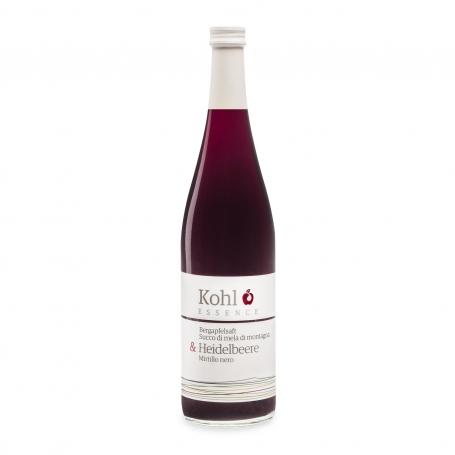 Juice of mountain apple and blueberry - Alto Adige, 750 ml
