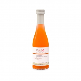 Juice of mountain apple and carrot - Alto Adige, 200 ml