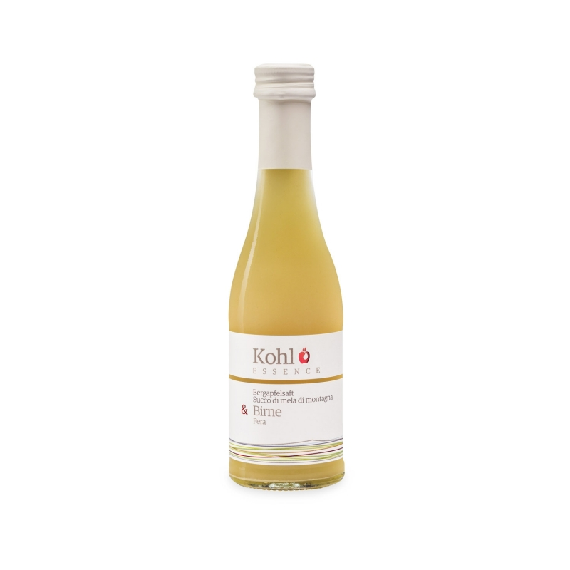 Juice of mountain apple and pear - Alto Adige, 200 ml