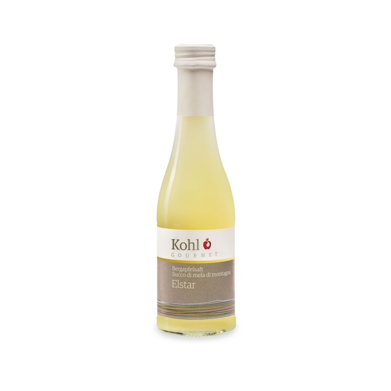 Juice of mountain apple varieties Elstar - Alto Adige, 200 ml