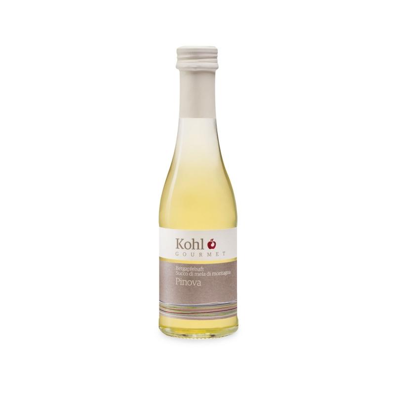 Juice of mountain apple varieties Pinova - Alto Adige, 200 ml