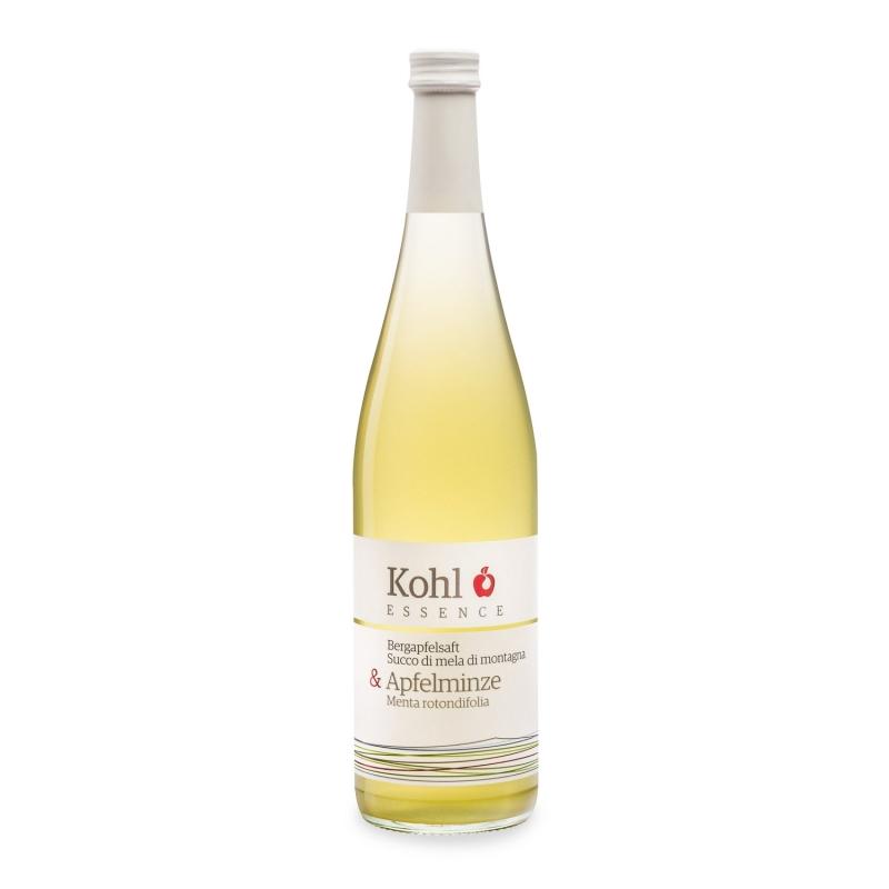 pomme de montagne jus et menthe rotondifolia - Alto Adige, 750 ml