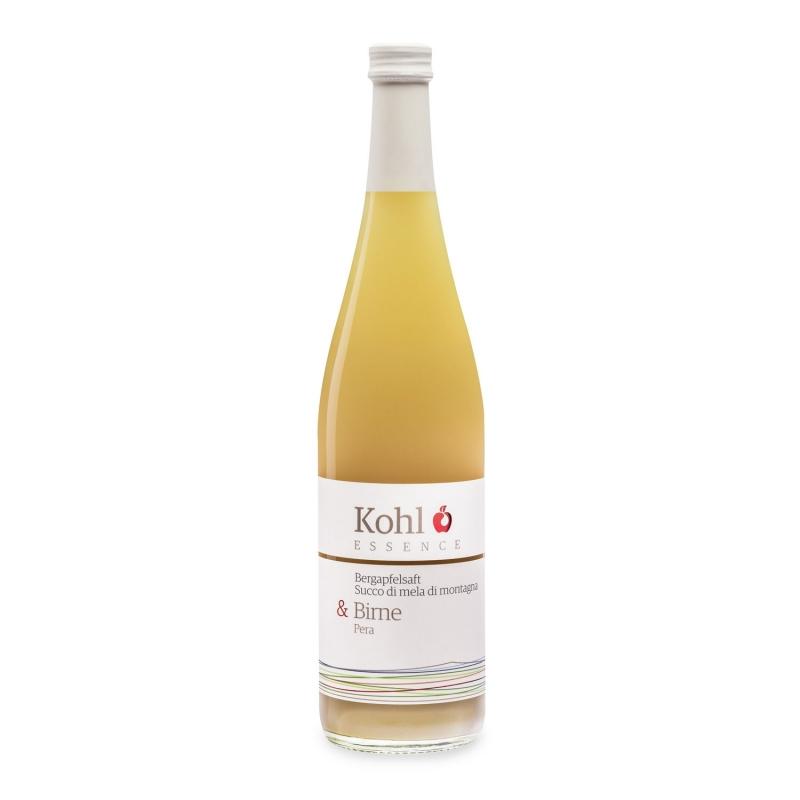 Succo di mela di montagna e pera, 750 ml - Kohl