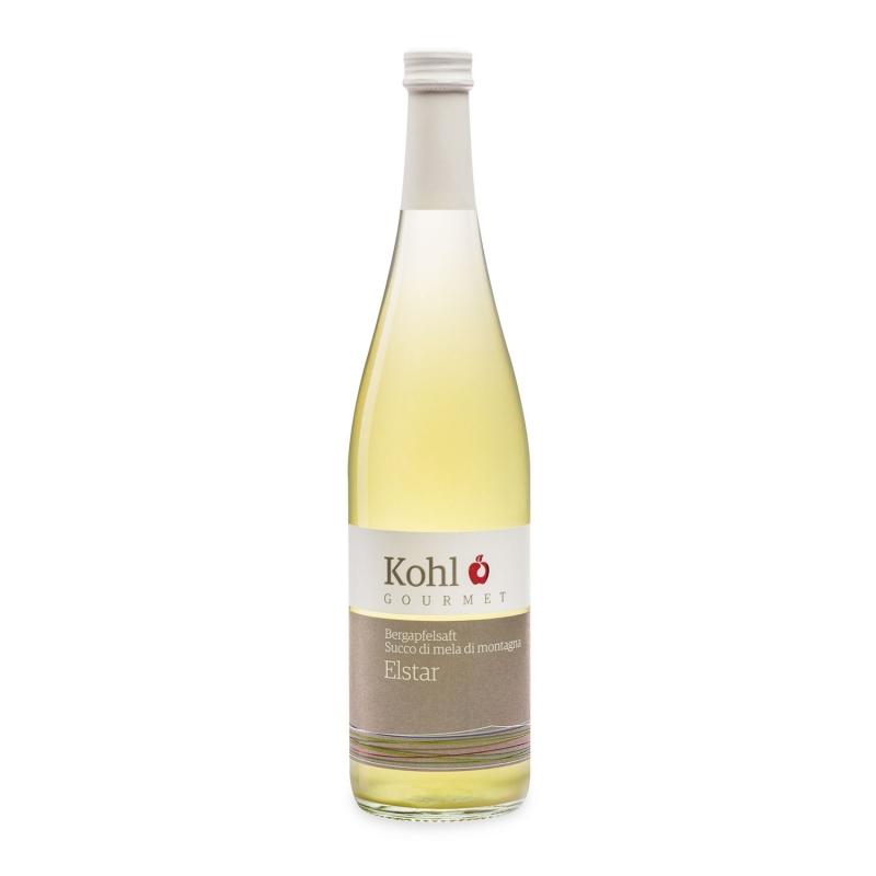 Succo di mela di montagna, varietà Elstar, 750 ml - Kohl