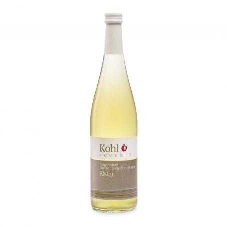 Succo di mela di montagna, varietà Elstar, 750 ml - Kohl - Succhi di frutta