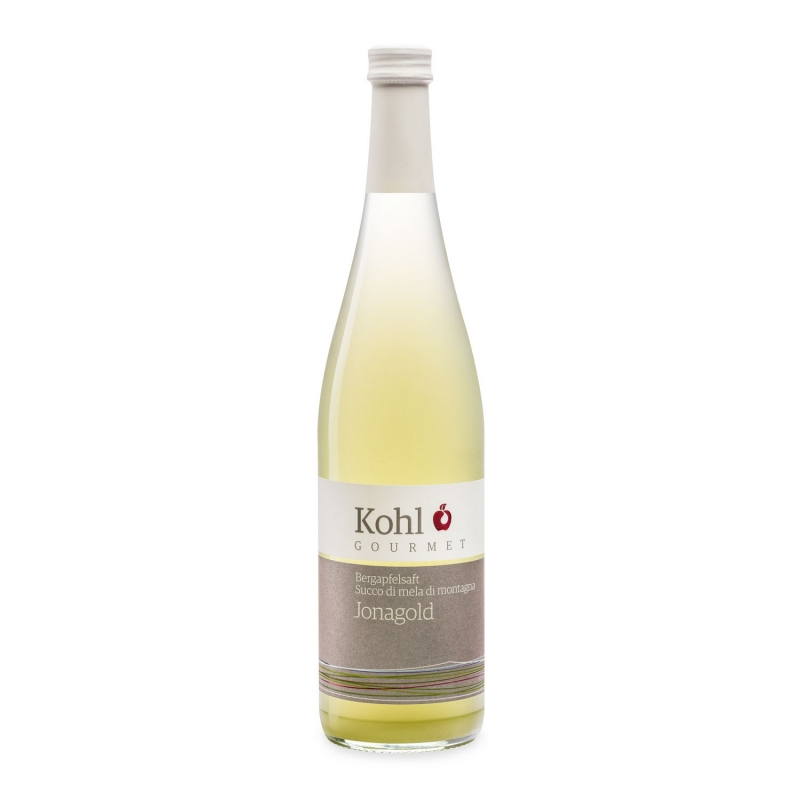 Juice of mountain apple varieties Jonagold - Alto Adige, 750 ml