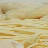 Fresh Pasta: ravioli, tagliatelle, gnocchi, pansotti