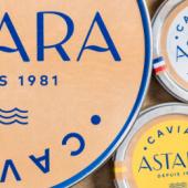 Caviar Maison Astara