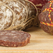Game cured meats