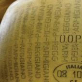 Fromages : Parmesan, grana, toma à la bière